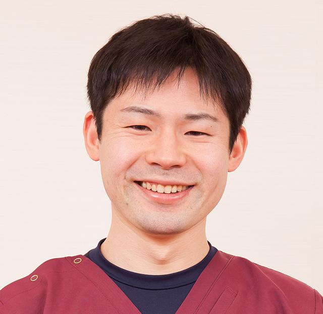 施術スタッフ 鈴木 浩平