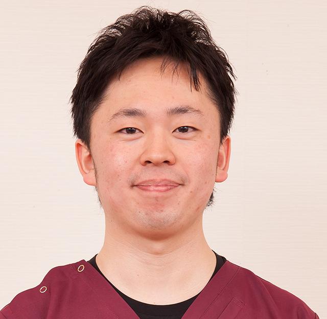 施術スタッフ 加藤 翔