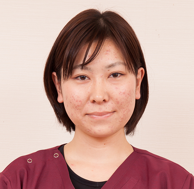 施術スタッフ 田中 美咲